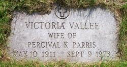 Victoria <i>Vallee</i> Parris