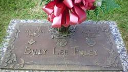 Billy Lee Foley