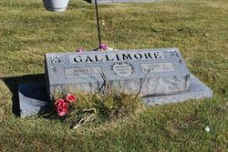 Mary E. <i>Jones</i> Gallimore