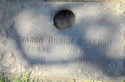 Sharon <i>Roach</i> Bearden