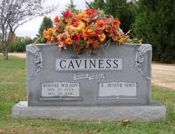 E Jenive <i>Sims</i> Caviness