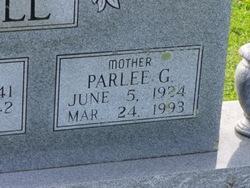 Parlee <i>Greer</i> Carroll