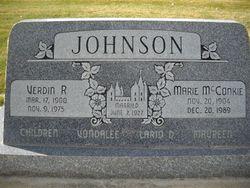 Marie <i>McConkie</i> Johnson