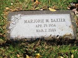 Marjorie Cecelia Baxter