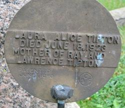 Laura Alice <i>Kearns</i> Tipton