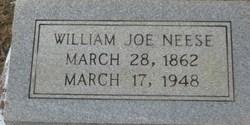 William Joseph Joe Neese