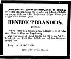 Benedict Brandeis