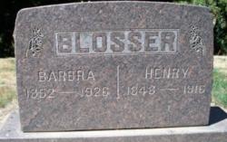 Henry Blosser