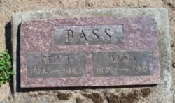 George Thomas Bass