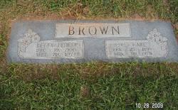 Betty <i>Fehler</i> Brown