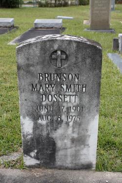 Mary Evelyn <i>Smith</i> Brunson