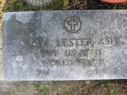 Paul Lester Ash