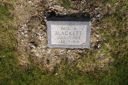 Paul Eugene Blackett