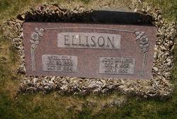 Hazel Dell <i>Cole</i> Ellison