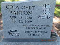 Chet Cody Barton