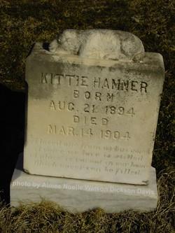 Kittie Hamner