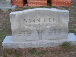 Johnie M. Barnhill