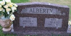 Ella I. <i>Dudley</i> Alberty