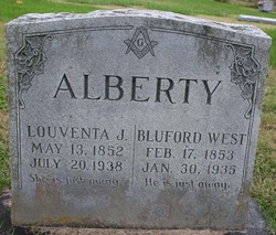 Bluford West Alberty
