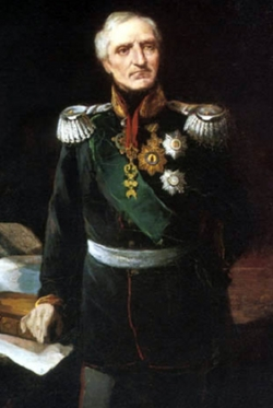 King Johann of Saxony
