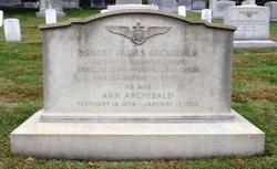 Capt Robert James Archibald