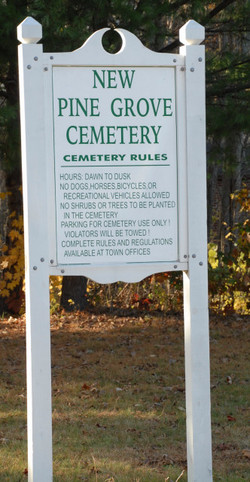 New Pine Grove Cemetery