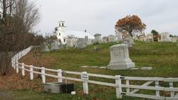 Barnet Center Cemetery