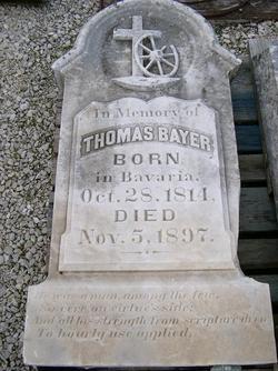 Thomas F Bayer