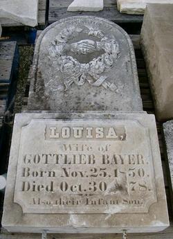 Louisa Bayer