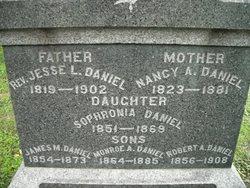 James M. Daniel