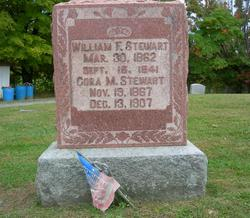 William Frank Stewart