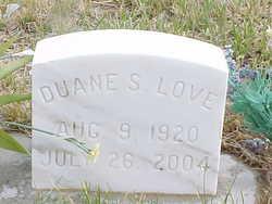 Duane Stuart Love