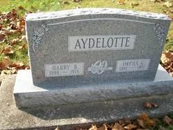 Harry B. Aydelotte