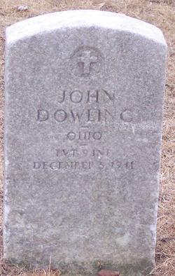 PVT John Dowling
