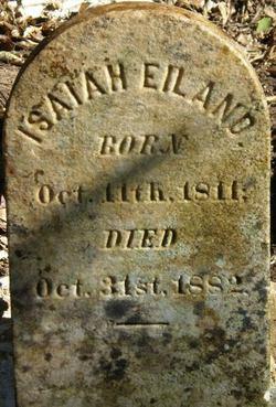 Isaiah Eiland