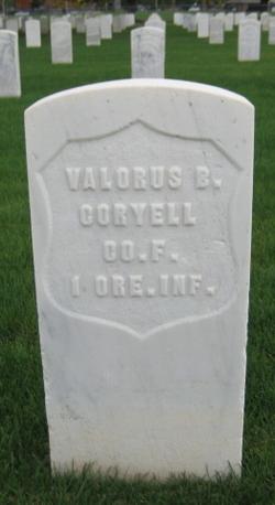 Valorus B. Bob Coryell
