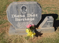 Diana <i>Diaz</i> Burciaga