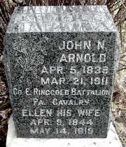 John N Arnold