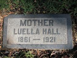 Martha Luella Ella <i>Williams</i> Hall