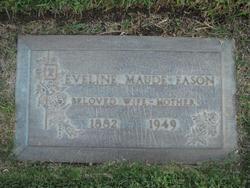 Eveline Maude <i>Cantwell</i> Eason
