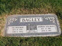 Fay Louise <i>Wiseman</i> Bagley