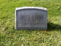 Harry A Bunn