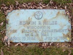 Edwin R. Niles