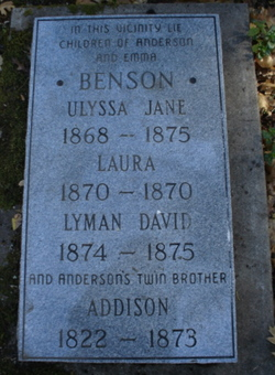 Benson Children