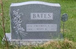 Mary Kathleen <i>Haskell</i> Bates