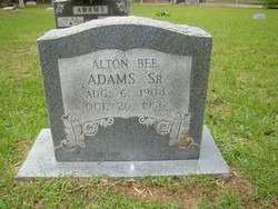 Alton Bee Adams, Sr