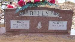 Nadine Bertha <i>Samuels</i> Billy
