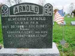 Almerrin E Arnold