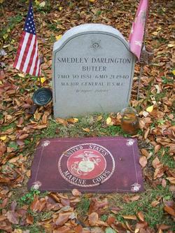 Gen Smedley Darlington Butler