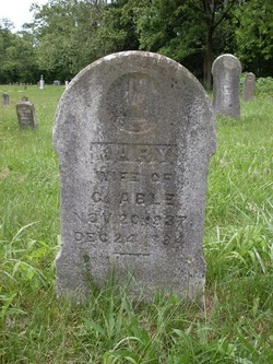 Mary <i>Cotner</i> Able